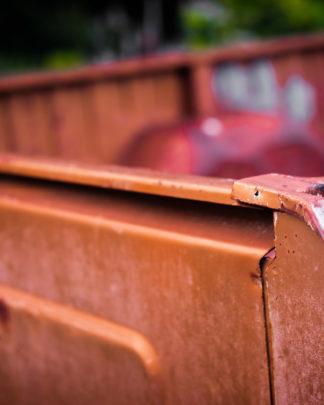 Container, alle typer affald