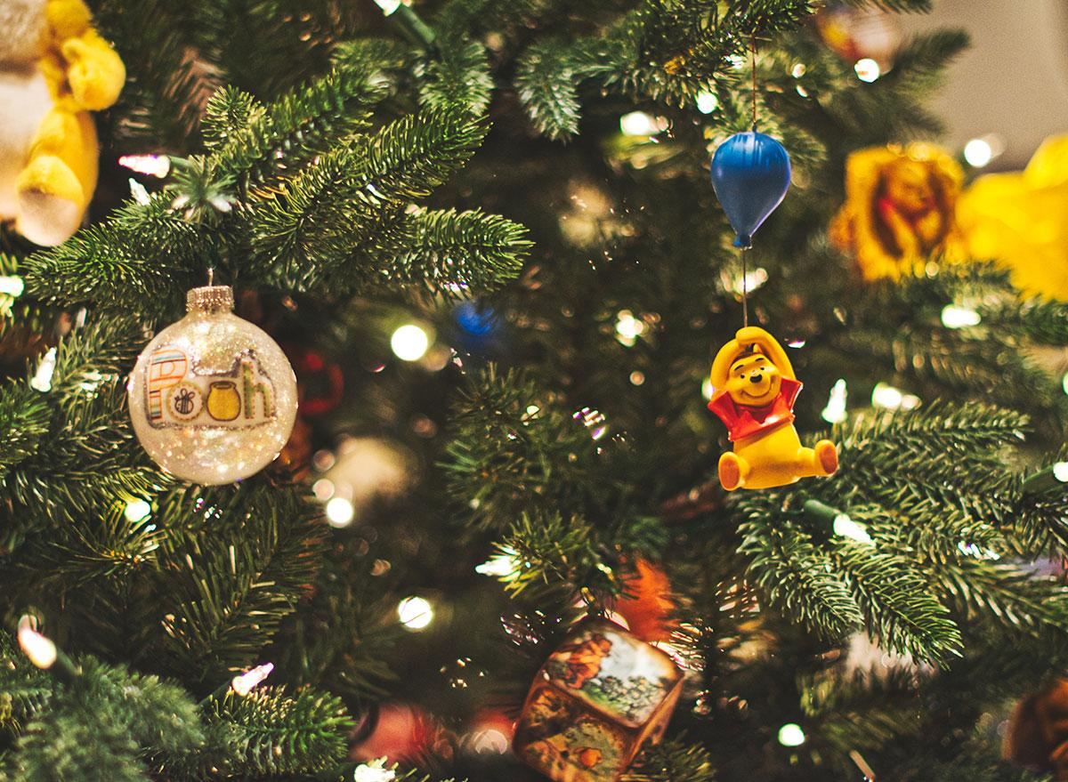 Hjælp til juleudsmykning