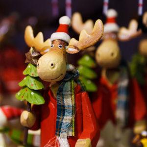 Julehjælp udsmykning pensionister
