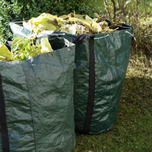 BigBag affald, have, jord, container