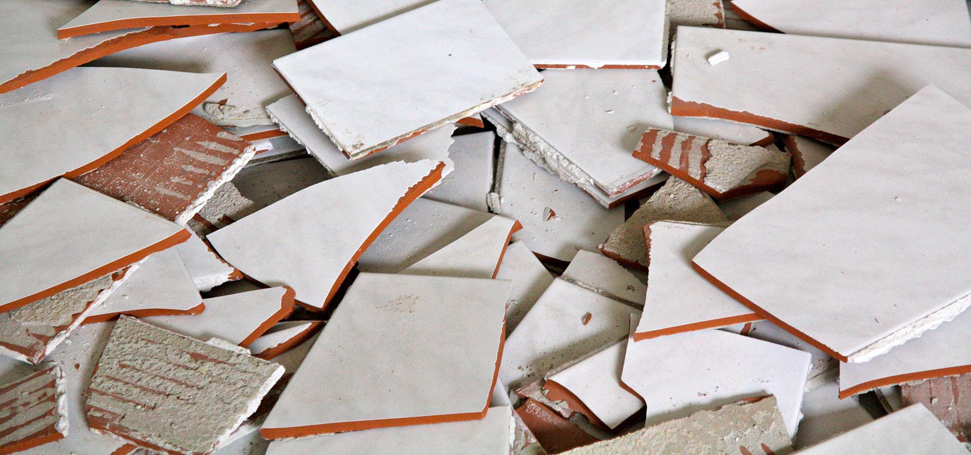 Fyldplads affald