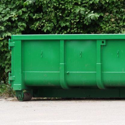 Haveaffald container