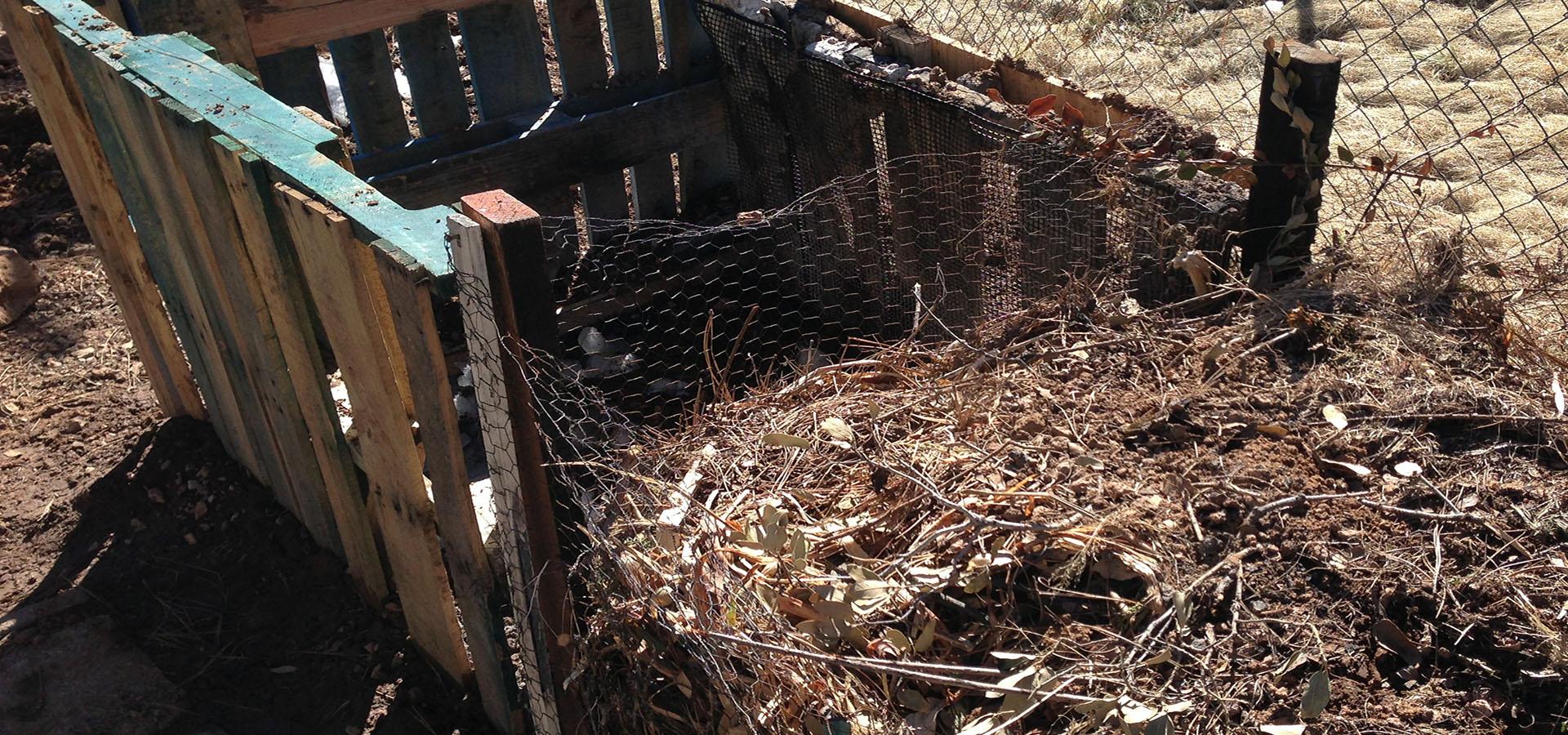 Haveaffald kompost