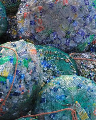 Plastik affald