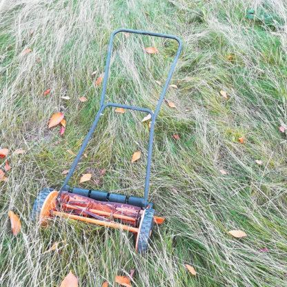 slå græs