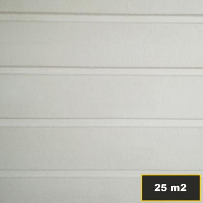 træloft 25m2