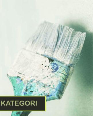 Vægge males | Alle farver og glansgrader