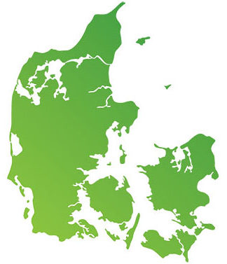 Service til hele Danmark